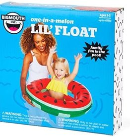 BigMouth One-in-a-melon Lil Float