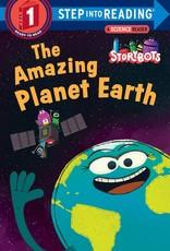 Penguin Random House Step Into Reading 1 StoryBots: The Amazing Planet Earth