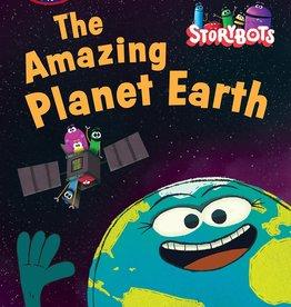 Penguin Random House Step Into Reading StoryBots: The Amazing Planet Earth