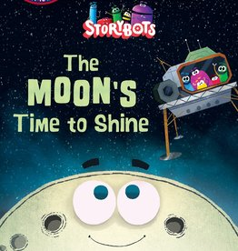 Penguin Random House Step Into Reading 1 StoryBots: Moon's Time to Shine