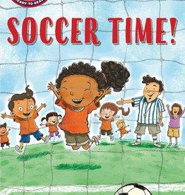 Penguin Random House Step Into Reading 1: Soccer Time!