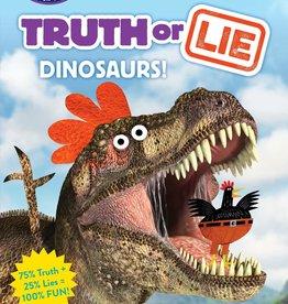 Penguin Random House Truth or Lie: Dinosaurs