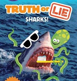 Penguin Random House Truth or Lie: Sharks