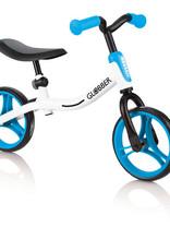 Globber Globber Go Bike Balance Bike - White/Blue