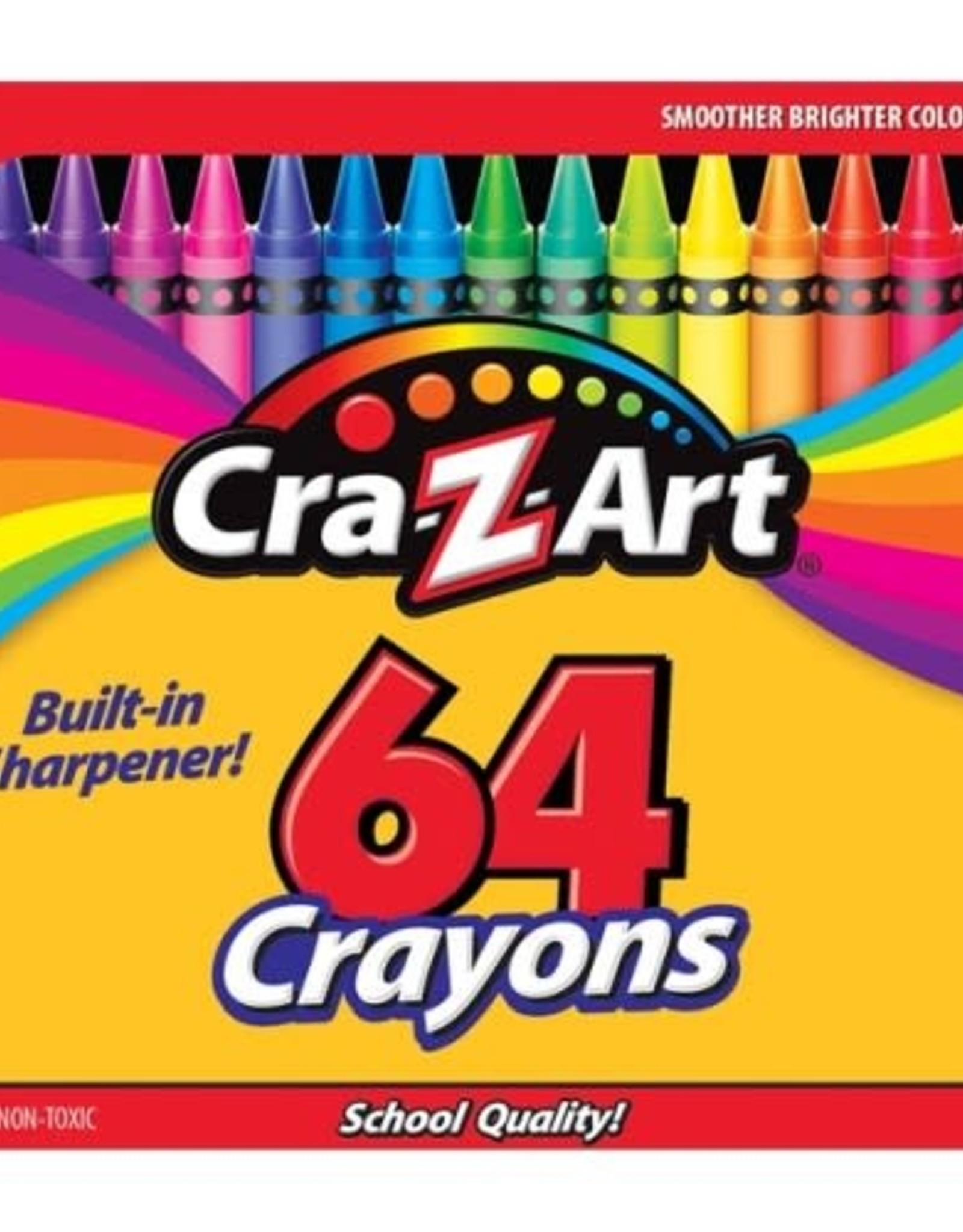 Cra-Z-Art 64-ct Crayons