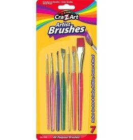 Cra-Z-Art Artist Brushes