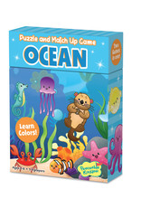 Peaceable Kingdom Ocean Match Up Game