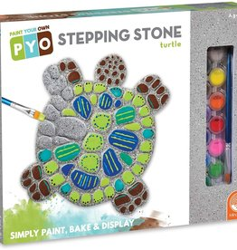 MindWare Paint Your Own Stepping Stone - Turtle