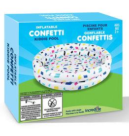 Inflatable Confetti Kiddie Pool