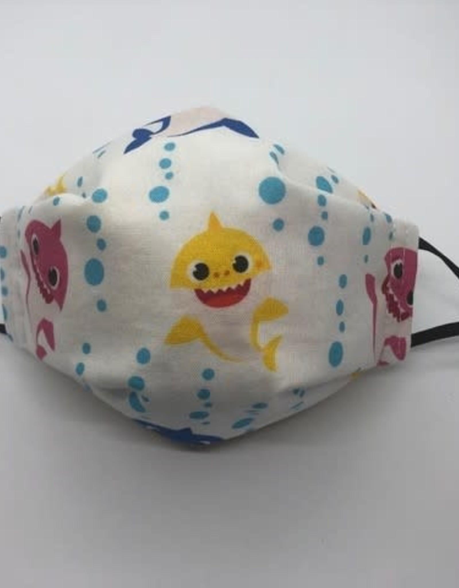 Kids Face Masks - Adjustable Elastics NEW Polypropylene Layer