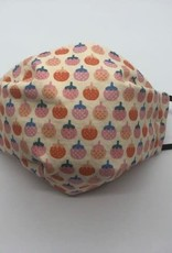 Adult Face Masks - Adjustable Elastics NEW Polypropylene Layer