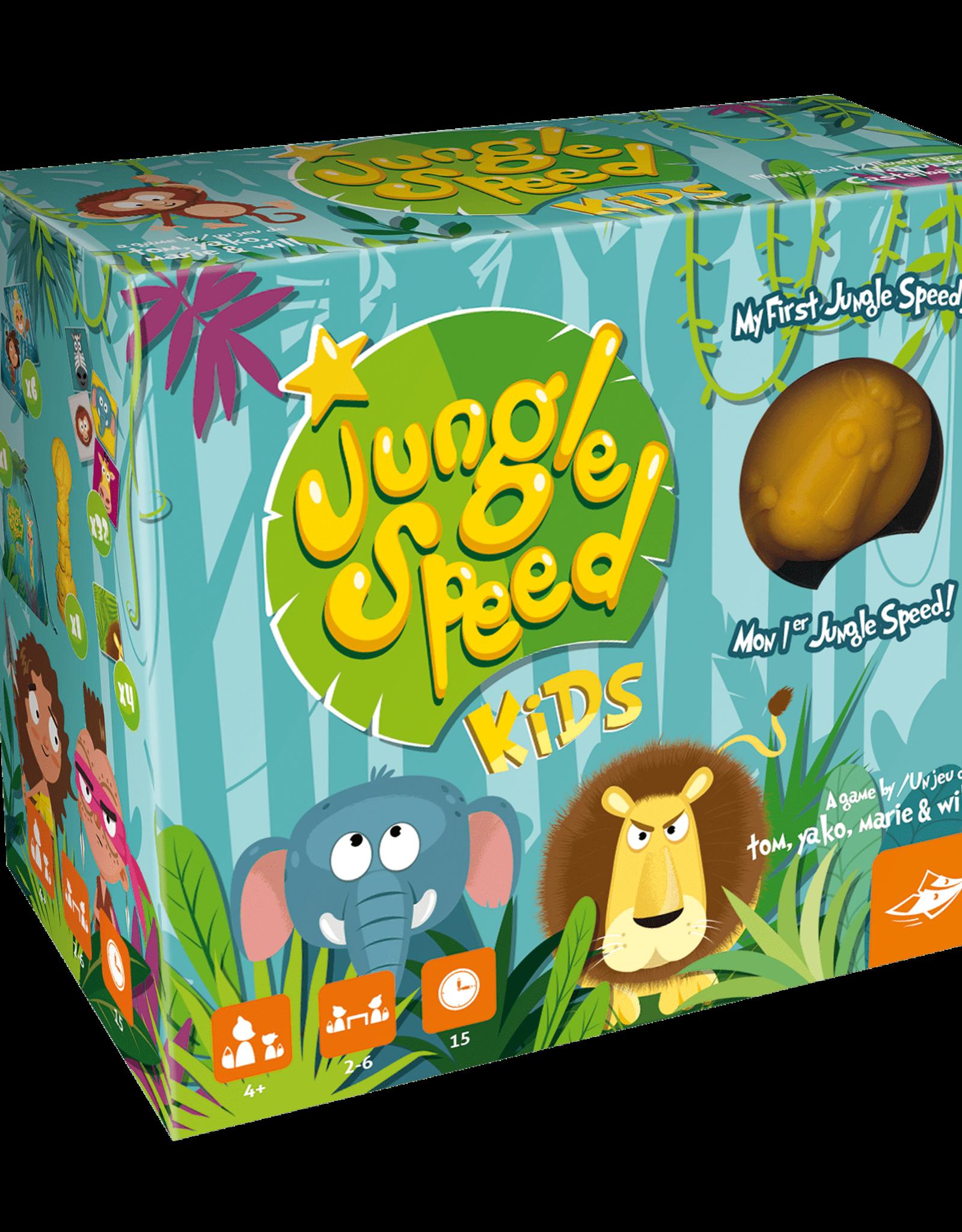 Foxmind Jungle Speed Kids