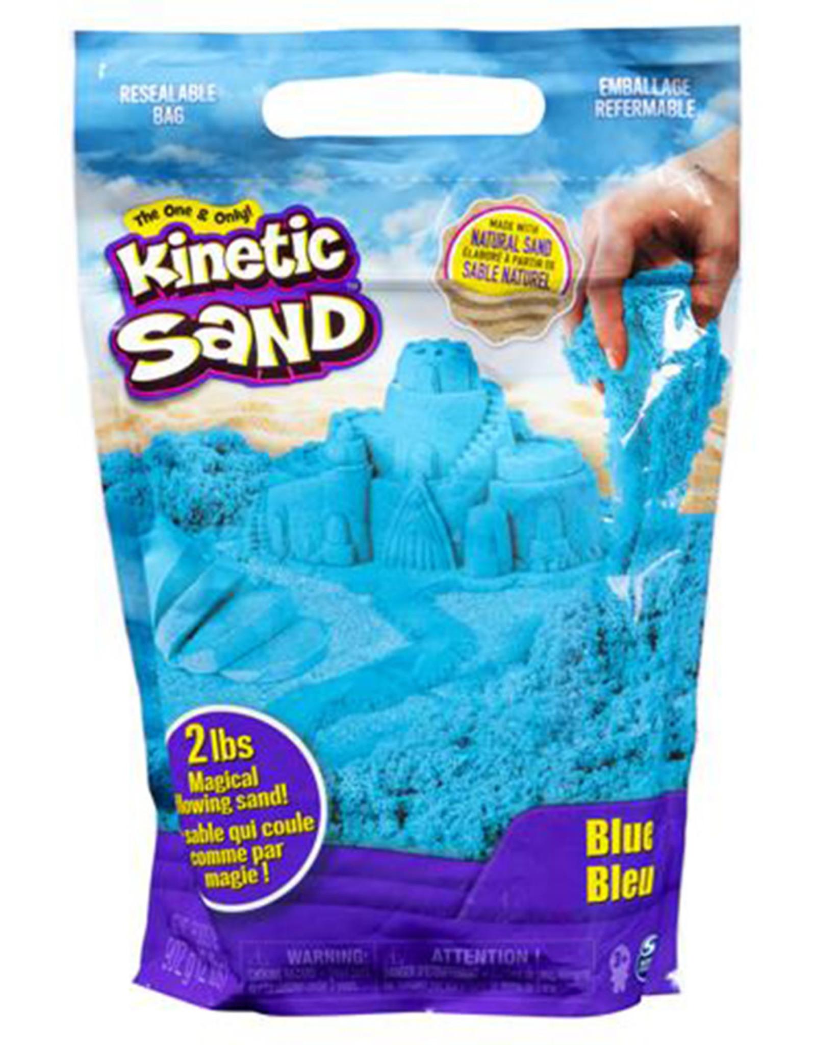 Kinetic Sand Kinetic Sand, 2 lbs - Blue