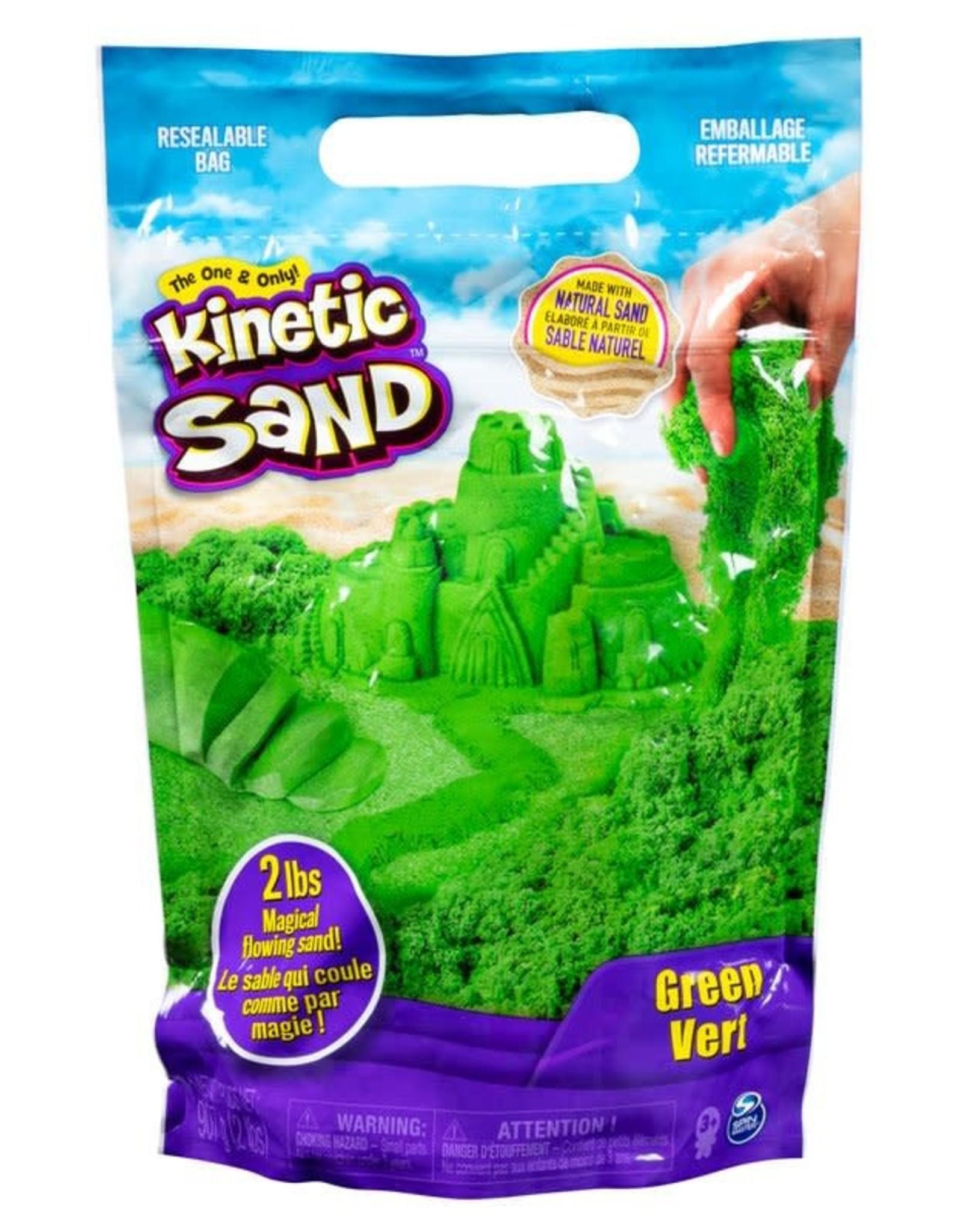 Kinetic Sand Kinetic Sand, 2 lbs - Green