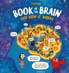 Usborne Usborne Book of the Brain and How It Works
