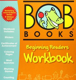 Scholastic Bob Books Workbook: Beginning Readers Pre-K