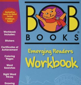 Scholastic Bob Books Workbook: Emerging Readers K
