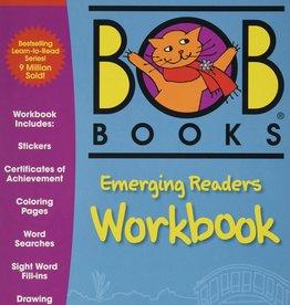 Scholastic Bob Books Workbook: Emerging Readers K