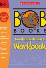 Scholastic Bob Books Workbook: Developing Readers K-1