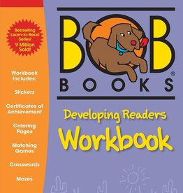 Scholastic Bob Books Workbook: Developing Readers K-1