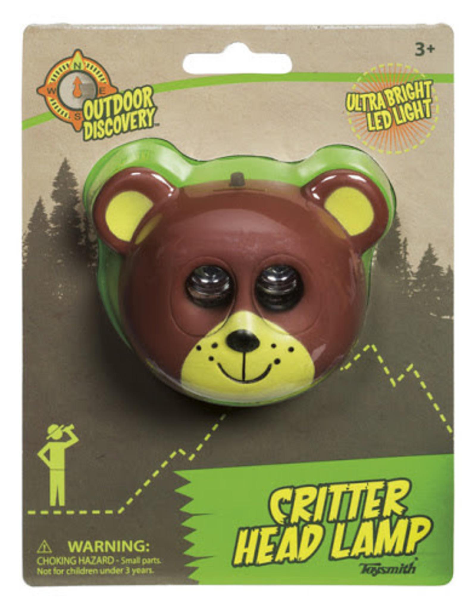 Toysmith Critter Head Lamp