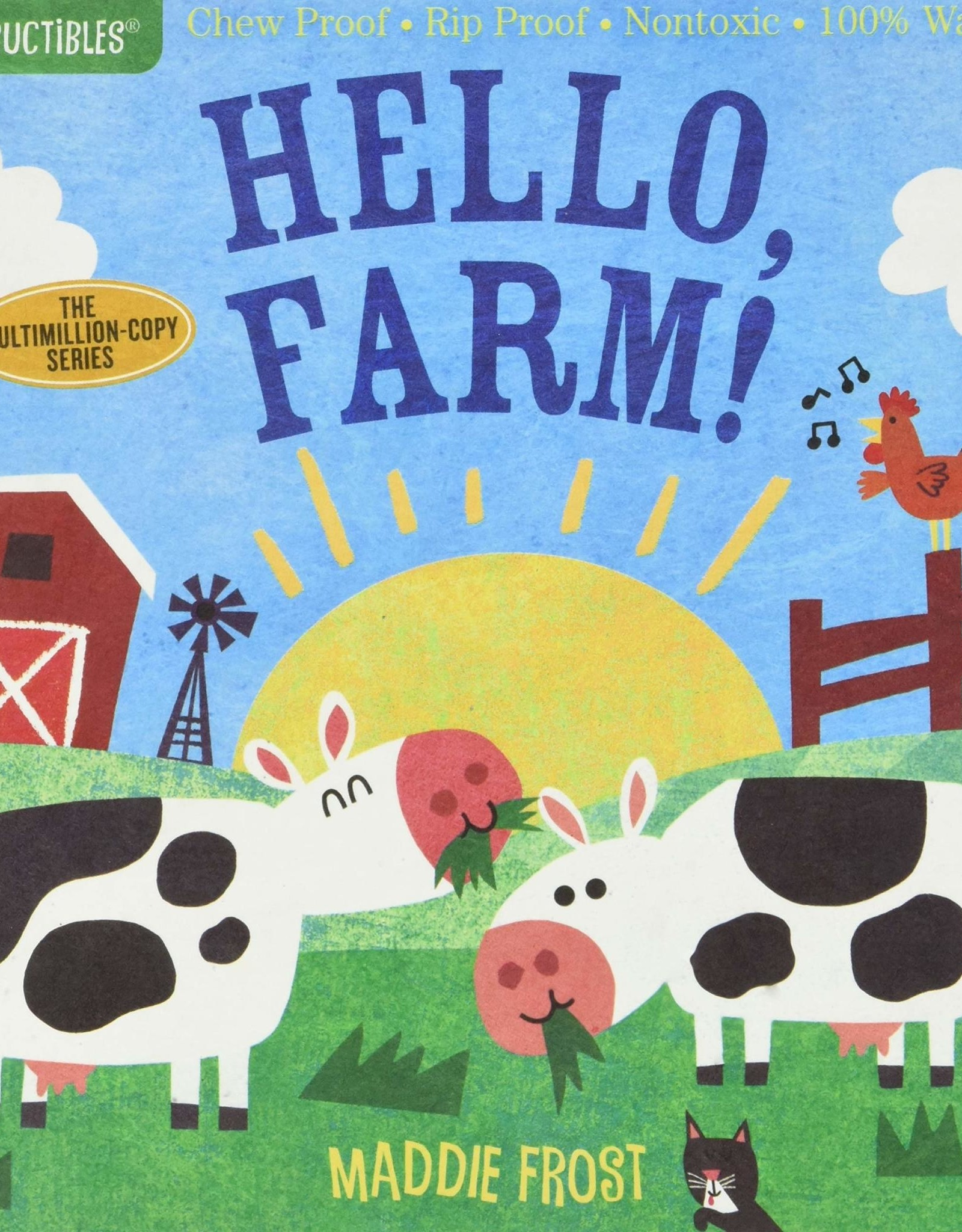 Hello, Farm! - Indestructibles