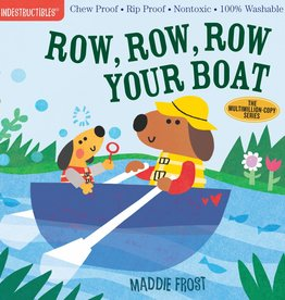 Row, Row, Row Your Boat - Indestructibles