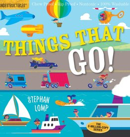 Things That Go - Indestructibles