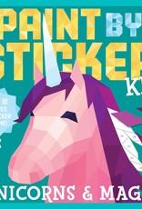Paint By Sticker - Unicorns & Magic