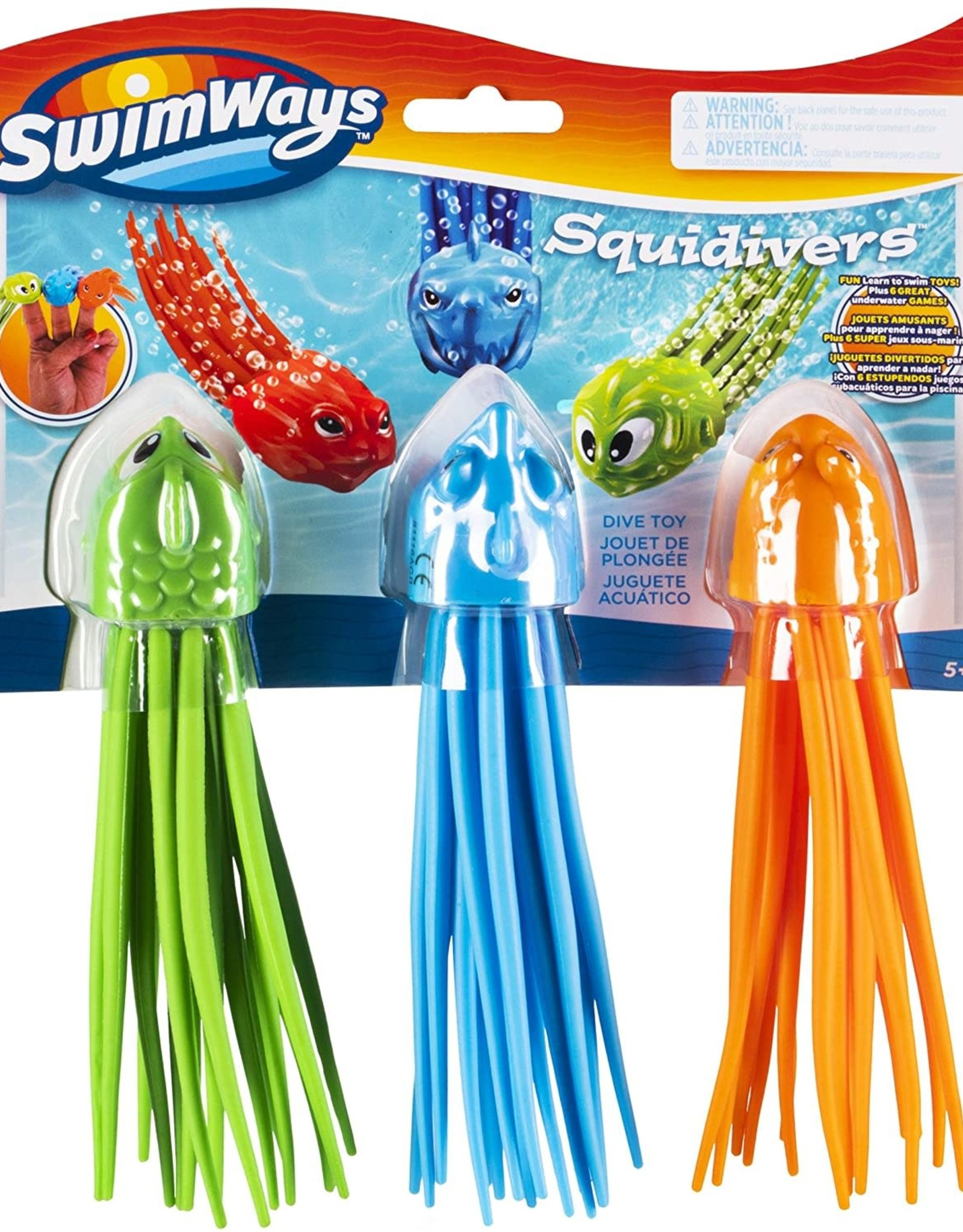 Swimways SquiDivers by Swimways