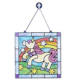 Melissa & Doug Stained Glass Unicorn