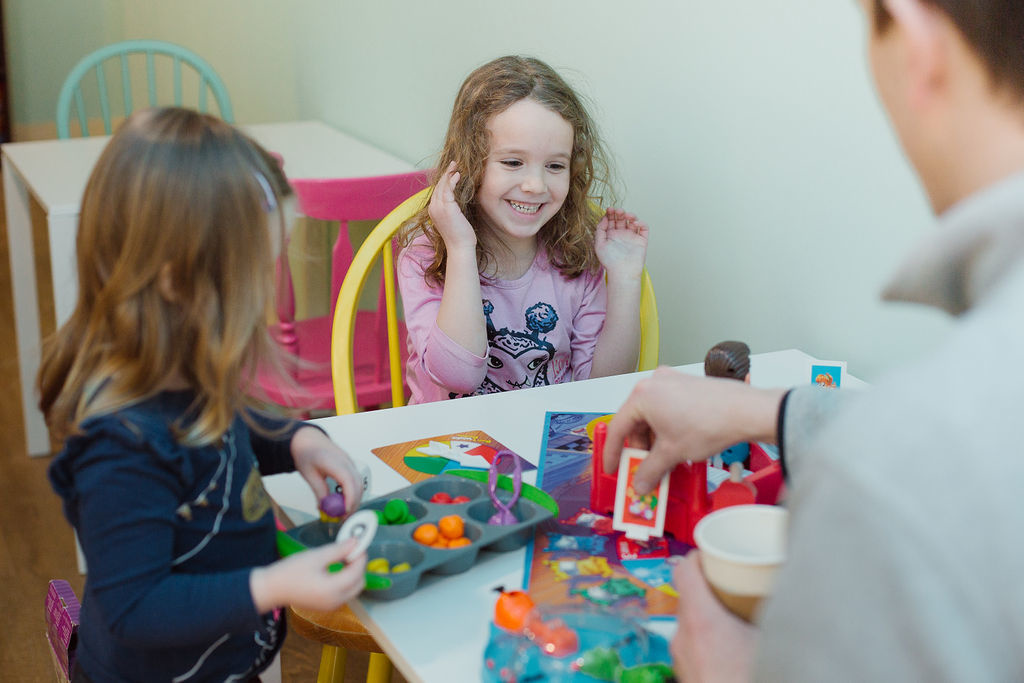 Our Top 5 Board Games for 2 Year Olds