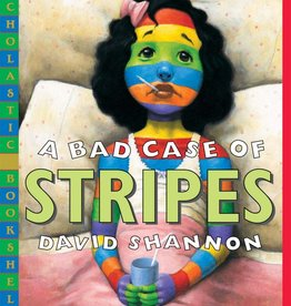 Scholastic A Bad Case of the Stripes