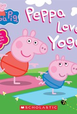 Scholastic Peppa Loves Yoga