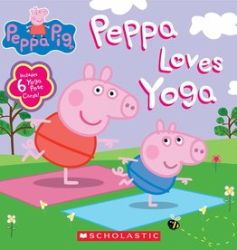 Scholastic Peppa Loves Yoga