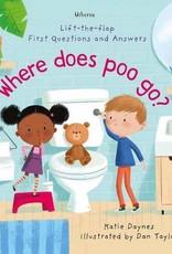 Usborne Where Does Poo Go?