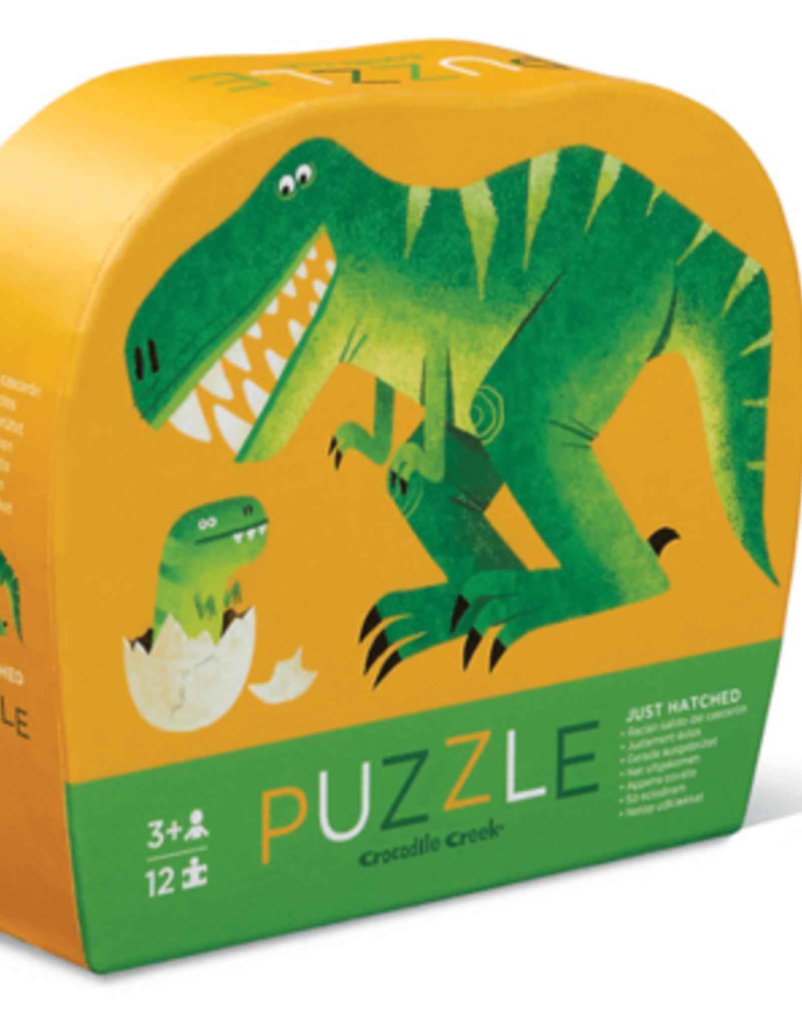 Crocodile Creek 12 pc Puzzle Just Hatched