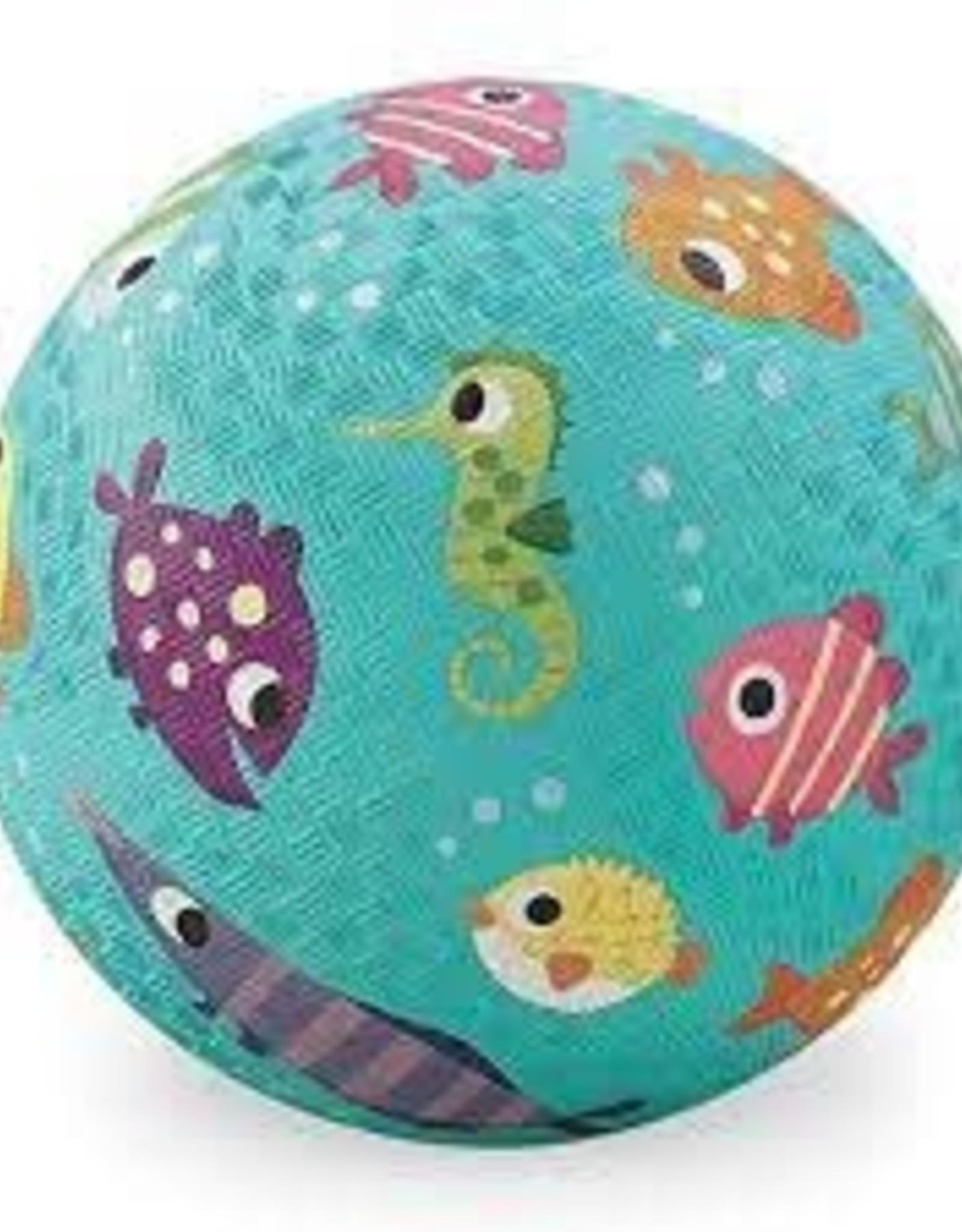 "Crocodile Creek 7"" Playball - Fish"