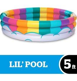 BigMouth Rainbow Kiddie Pool