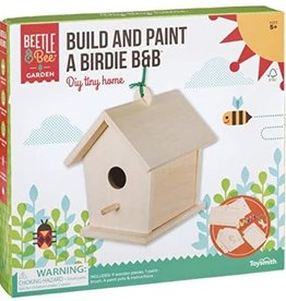 Toysmith Build & Paint a Birdie B & B