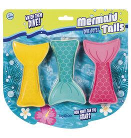 Toysmith Mermaid Dive Toys