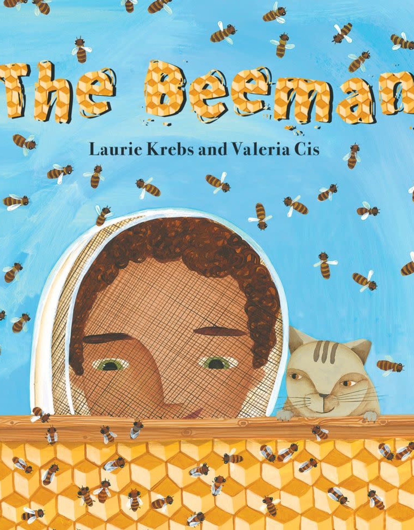 Barefoot Books The Beeman (paperback)