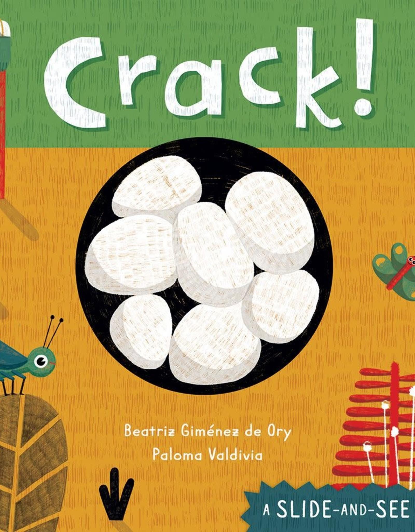 Barefoot Books Crack!