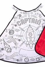 Great Pretenders Colour-A-Cape - Rocket Man