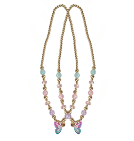 Great Pretenders Butterfly Wishes BFF Necklaces