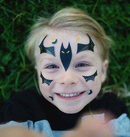 Great Pretenders Bat Face Stickers