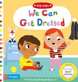 Big Steps: We Can Get Dressed