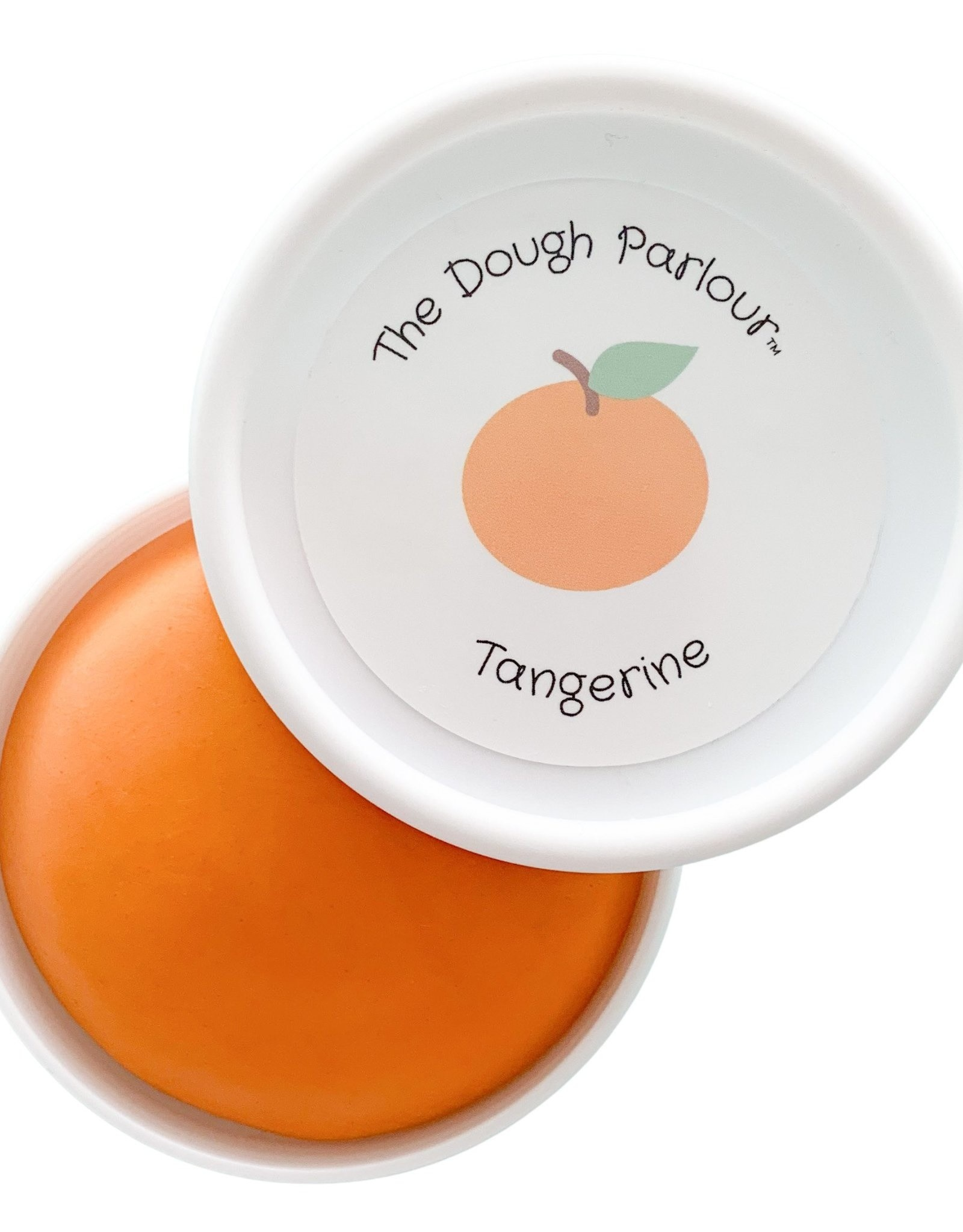 Dough Parlour Dough Parlour Play Dough - Tangerine
