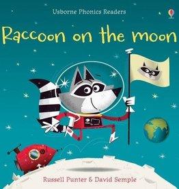Usborne Raccoon On the Moon