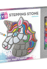MindWare Paint Your Own Stepping Stone - Unicorn
